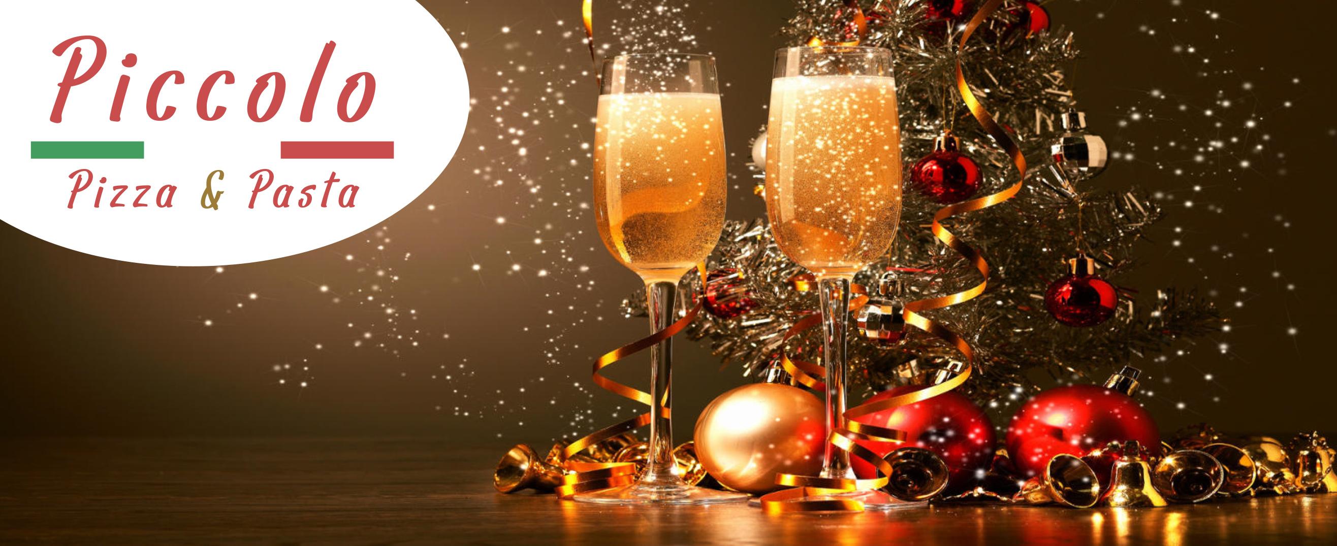 New Years'Eve Menu
